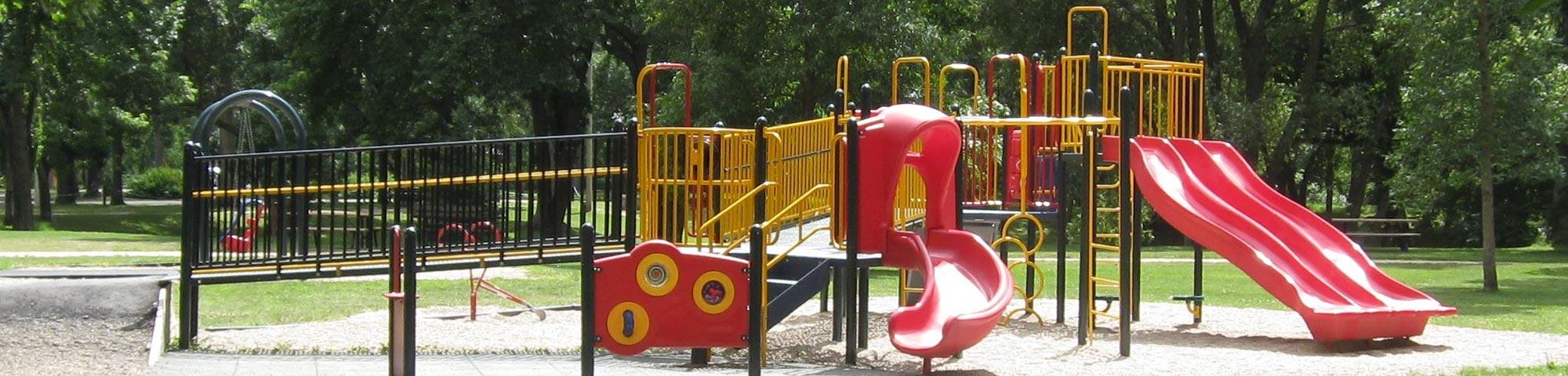 Equipamiento para Parques Infantiles