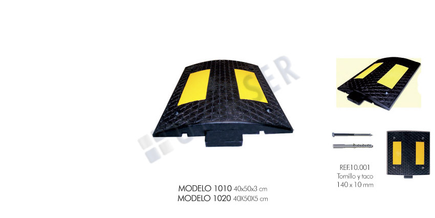 Reductor Velocidad Modelo 1010-1020