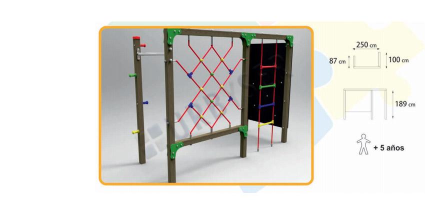Cuerda Escaladora Modelo 4